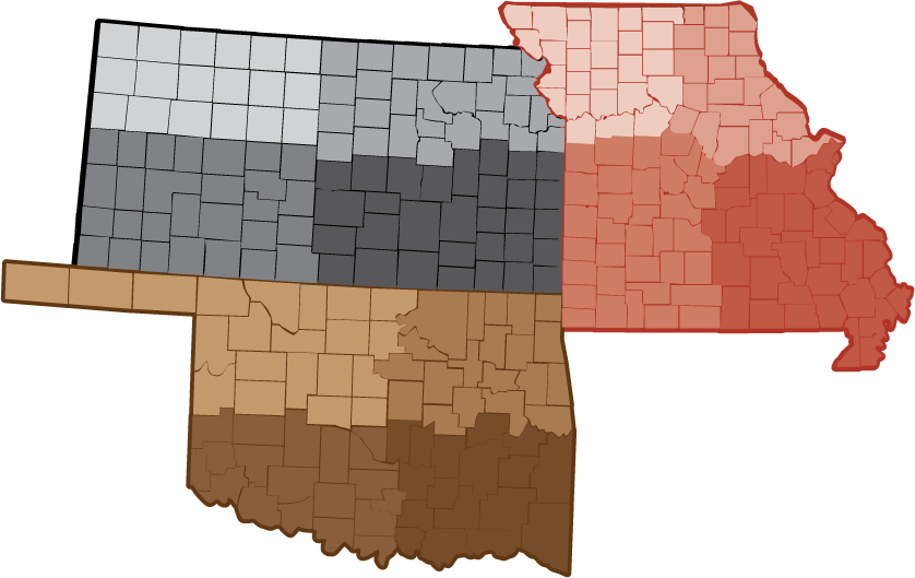 OHIO-counties